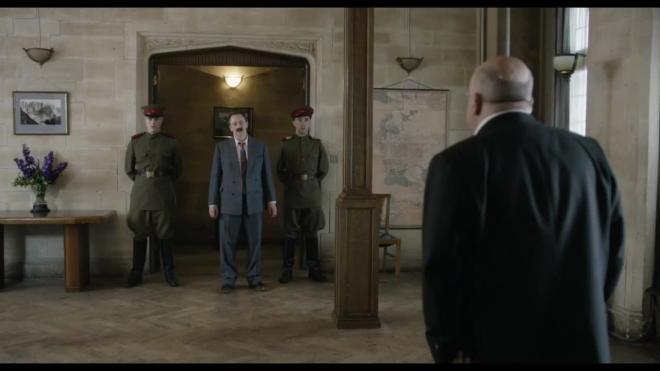 Вышел трейлер комедийного фильма «Смерть Сталина»