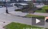 На Московском проспекте столкнулись два автомобиля