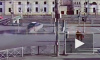 "Появилось видео момента ДТП с участием ""Ауди"" на Обводном канале"