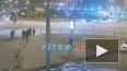 """На площади Конституции """"Хендай"""" столкнулся с маршруткой"""