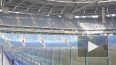 На стадионе на Крестовском постелют рулонный газон ...