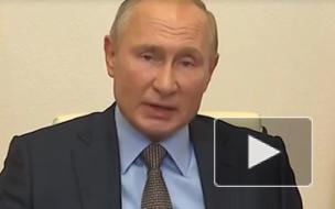 Путин рассказал о внешнеполитических приоритетах России
