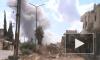 Российская авиация уничтожила военную технику, узлы связи и склады ИГИЛ в трех провинциях Сирии