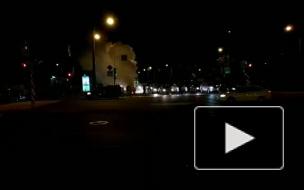 В Красногвардейском районе загорелся каршеринговый автомобиль