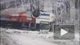 Под Екатеринбургом рейсовый автобус полный пассажиров ...