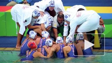 Женская сборная по водному поло взяла бронзу.