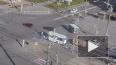 Видео: трамвай сбил пешехода во Фрунзенском районе ...