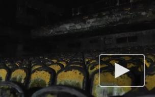 """Группа """"Zero People"""" сняла клип в сгоревшем театре драмы"""