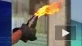 В Москве неизвестные подожгли полицейский пункт