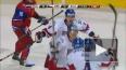 Россия обыграла Чехию в овертайме четвертьфинала молодеж...