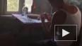 Видео: пьяный Панин кинул в дочь батон хлеба