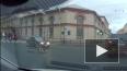 Велосипедист-нарушитель угодил под Mercedes на Литейном ...