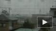 Мощный тайфун Рок обрушился на Японию