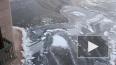 Двое детей провалились под лед на проспекте Обуховской ...
