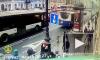 В больнице умер пенсионер, которого сбил троллейбус на Невском проспекте
