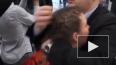 Охранник Порошенко закрыл рот российской журналистке ...