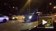 Иномарка сбила женщину на пешеходном переходе в Петербур...