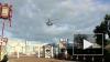 Шесть VIP-персон посадили свой вертолет прямо у Екатерин...