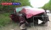 В интернете опубликовали видео последствий смертельной аварии в Туймазинском районе под Уфой, где погибли 5 человек