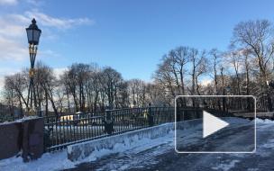 1-й Инженерный мост у Чижика-Пыжика открыли после ремонта: взгляд Piter.TV