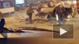 На Ленинском автомобиль сделал сальто, есть пострадавшие
