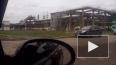 Автомобилисты из Стерлитамака сняли на видео встречу ...