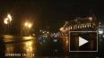 Видео: на Тучковом мосту произошло столкновение автомоби...