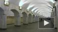 """В метро на """"Площади Александра Невского"""" мужчина толкнул..."""