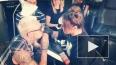 Алена Водонаева набила экс-бойфренду татуировку на губе
