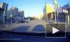 """Момент жуткого ДТП в Тюмени попал на видео: """"Додж"""" протаранил """"Мерседес"""" на перекрестке"""