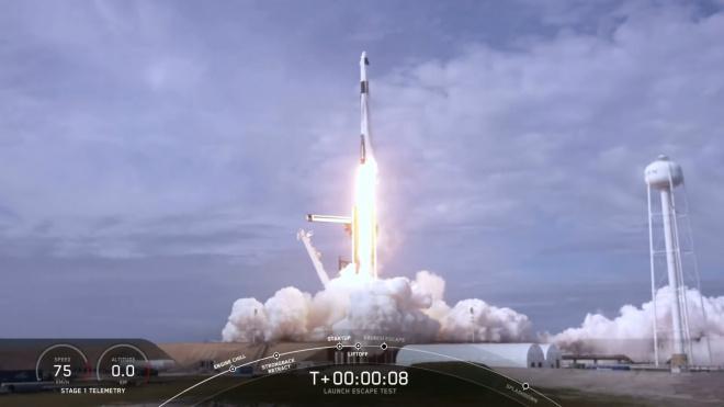 Для полета на МКС на корабле Маска выбрали первых туристов