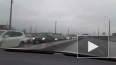 Видео: Обрыв проводов спровоцировал пробку на Шафировском ...
