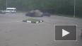 Видео из Мордовии: трассу не поделили три авто