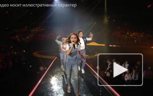 """Девочка спела песню """"Ленинграда"""" на шоу """"Голос.Дети"""""""