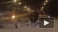 В сети появилось видео лобовой аварии в Кемерово