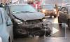 На Лесном проспекте произошло массовое ДТП, погиб пешеход