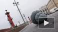 В Петербурге ураган сорвал часть кровли Петропавловки ...
