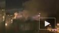"""На """"Ленфильме""""  в пожаре пострадало 800 кв.метров"""