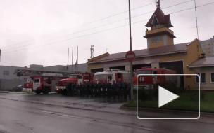 Пожарные Ленобласти скорбят о коллегах, погибших 22 сентября в Москве