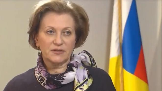Попова считает, что говорить о новой волне коронавируса не стоит