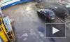 Директор автоцентра сбил 24-летнюю девушку на Чугунной улице