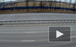 На время ПМЭФ Петербургское шоссе закроют для грузовиков
