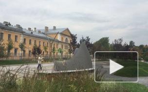 Как выглядит обновленная набережная Карповки: взгляд Piter.TV