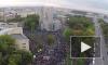 Мусульмане Петербурга отмечают Курбан-байрам. Петроградка стоит в пробках