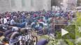 Петербургские мусульмане начали праздновать Курбан-Байра...