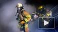 Пожар здания на капремонте в Кронштадтском районе ...