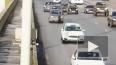 Видео: сломанный автомобиль на середине моста Александра ...
