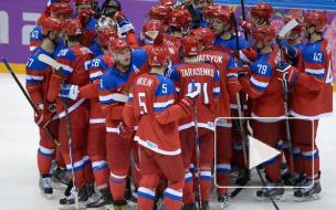 Баскетболисты переживают за Плющенко и болеют за хоккейную сборную