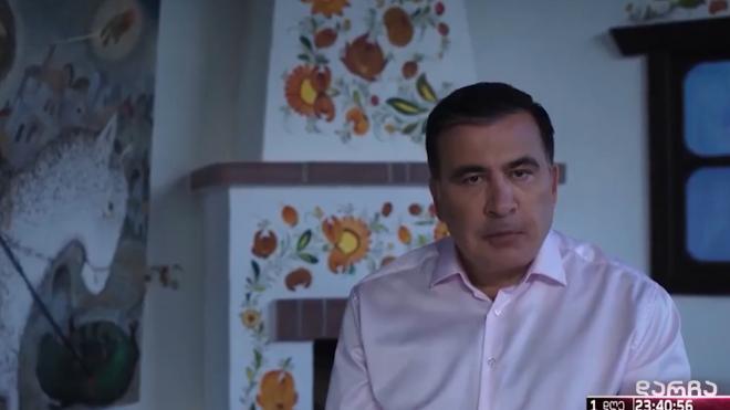 Саакашвили пообещал Грузии не вступать в конфронтацию с Россией