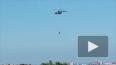 Видео: в Махачкале крупный пожар снова тушили с вертолет...
